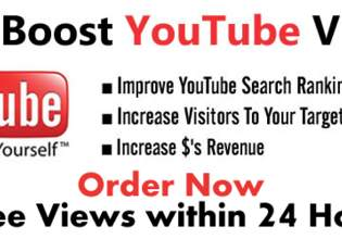 give you 5000 YOUTUBE Likes to your youtub video