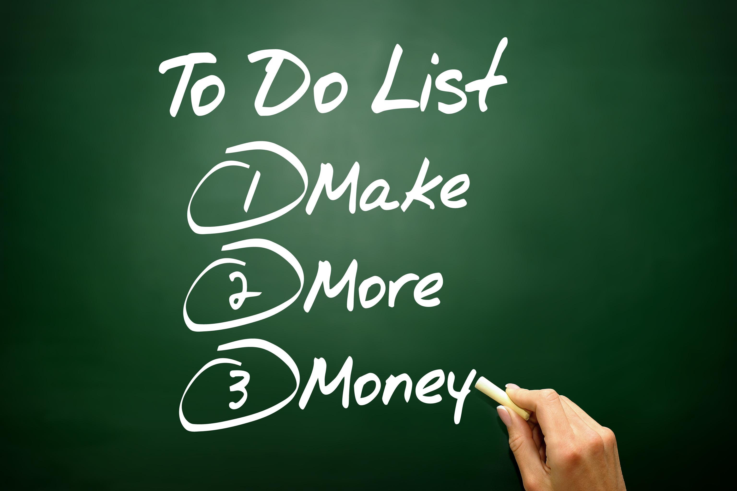 Make 1000 A Day Easy Steps