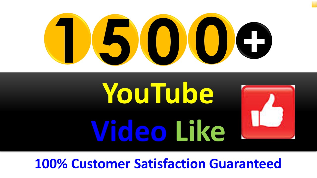 Instant 6,099+ YouTube Video Views, 100+ Video Likes and 30+ Subscriber Real Active non Drop