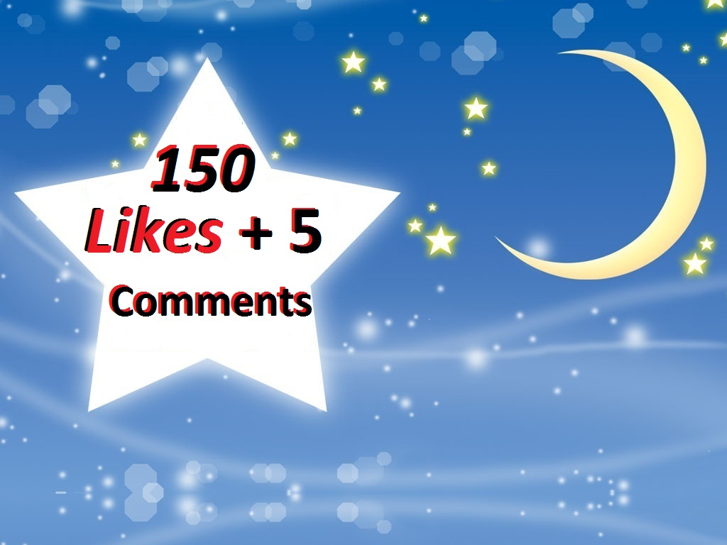 Offer 150 YouTube Likes + 5 Custom Comments to make Attractive your Video