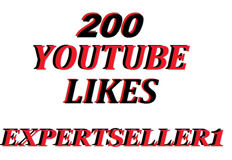Offer 200 YouTube Likes to make Attractive your Video