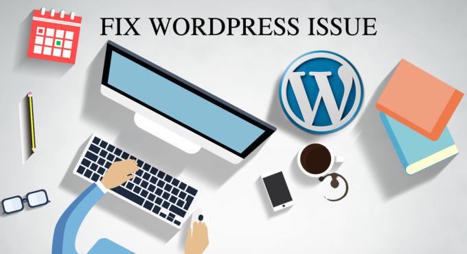 Install wordress,  Multisite & fix errors