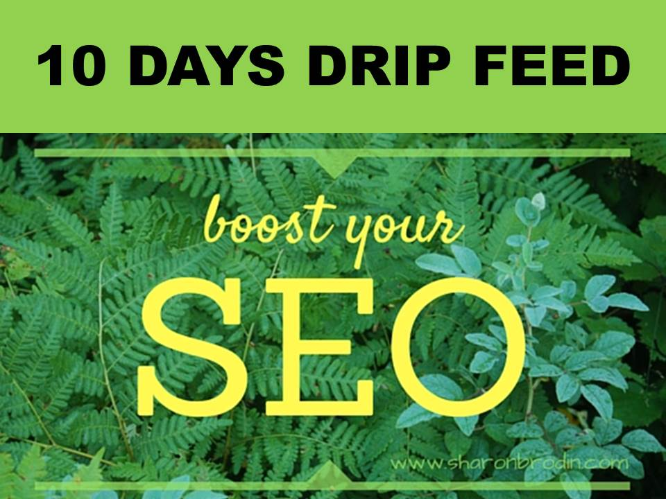 DRIP FEED IN 10 DAYS 9000 SOCIAL SIGNALS WILL BE CREA...