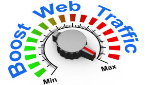 Provide you 15000+ real human website traffic from Google and Social Media