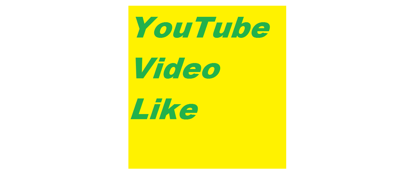 250+ Real And Non Dropped YouTube Video Likes Under 24 hours