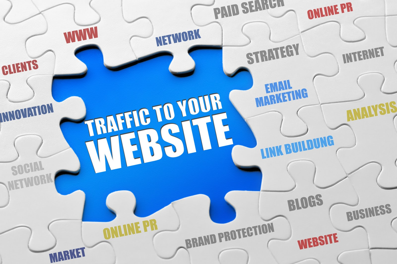 Unlimited Human Traffic for your website for 30 days