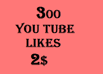 300+ youtube Likes or 200 auto comments in 24 hours