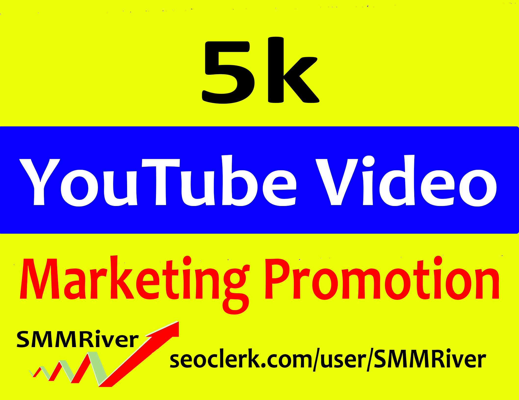 YouTube Video Promotion & Marketing Express Delivery