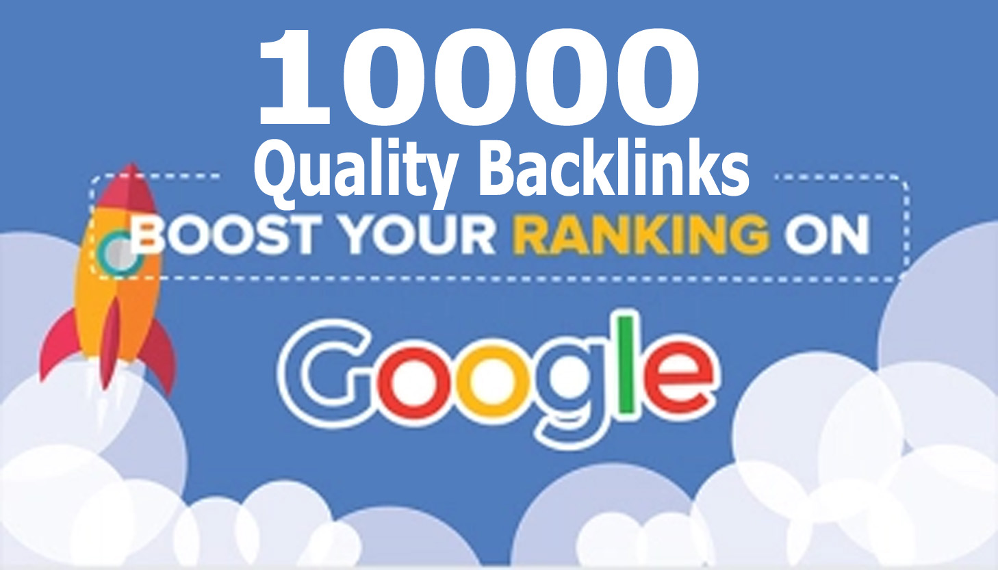 10,000 High Quality backlinks