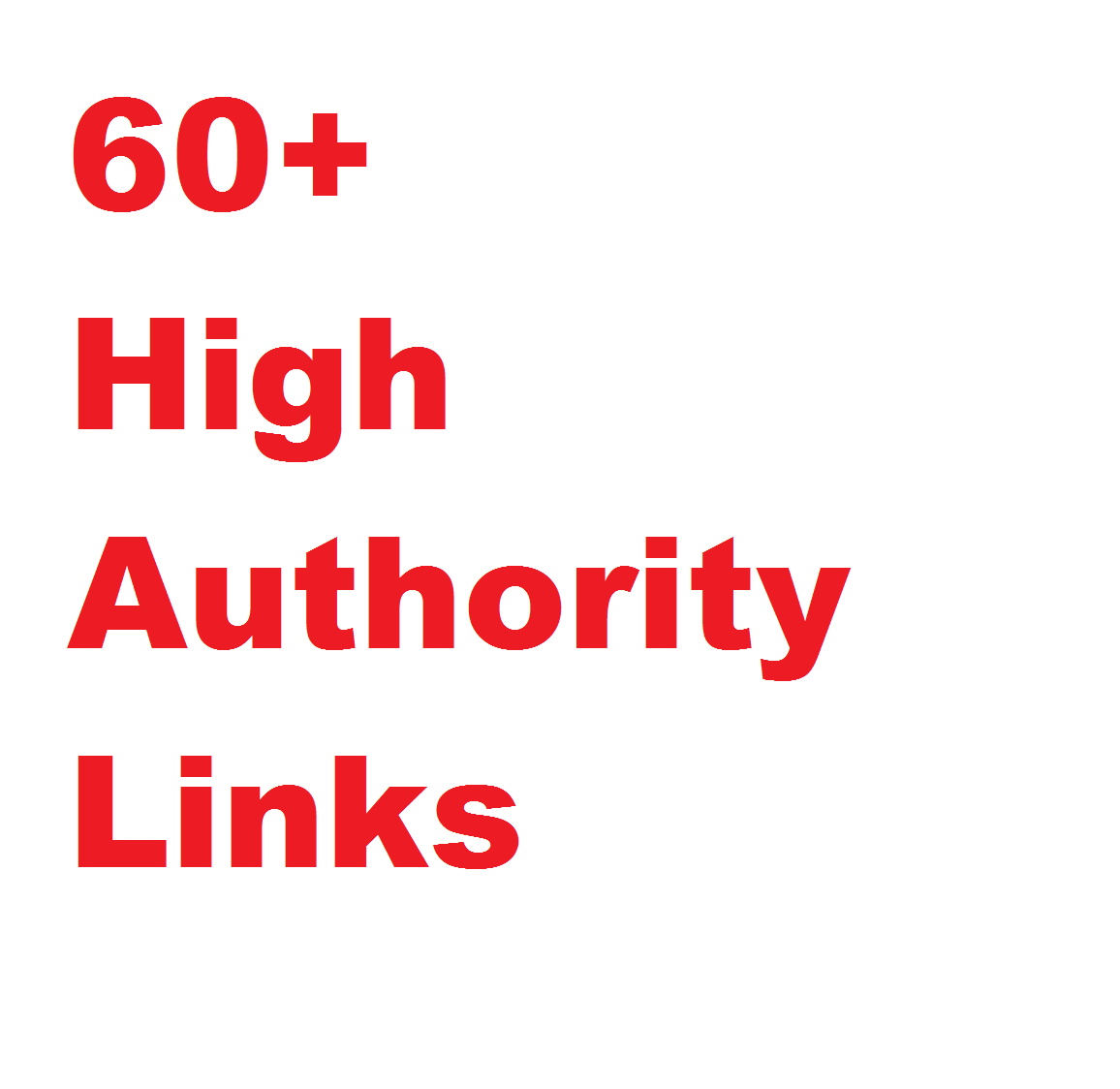 60+ High Authority LINKS,  DA 50+, Social Bookmarks,  profiles,  web2.0 PR4 to 9,  from 60 domains, seo link building