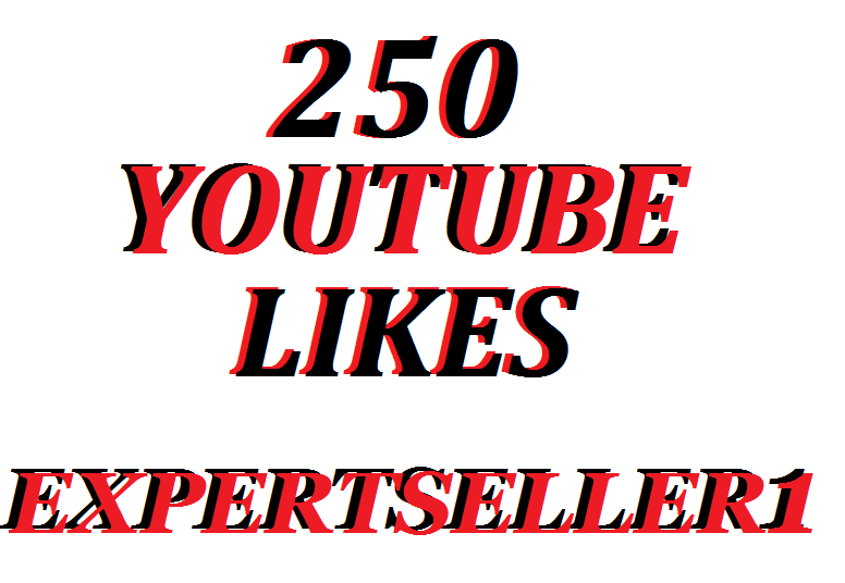 Offer Add 250 YouTube Likes Or 25 YouTube Custom Comments In Your Video