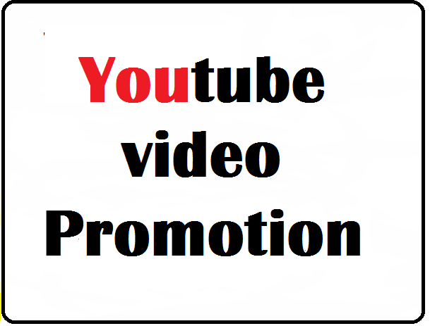 Youtube Video Promotion instant start and complete within few hours