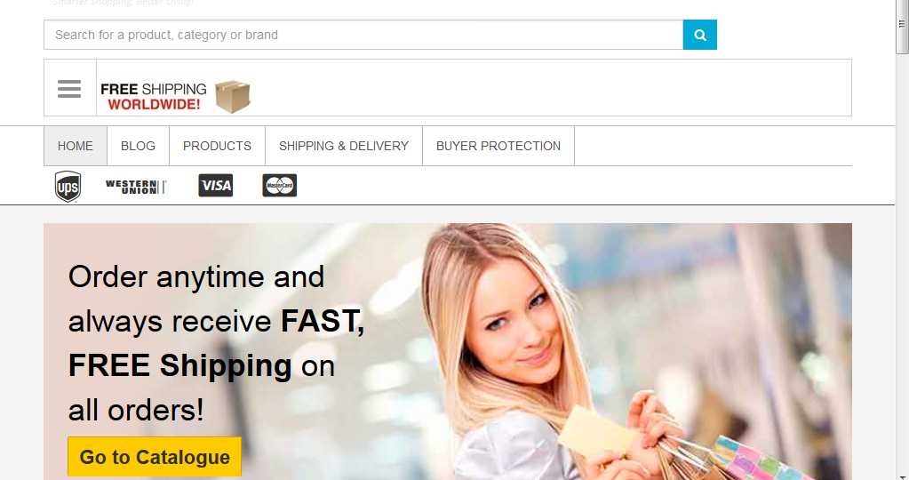 create Affiliate Store to Earn with AliExpress