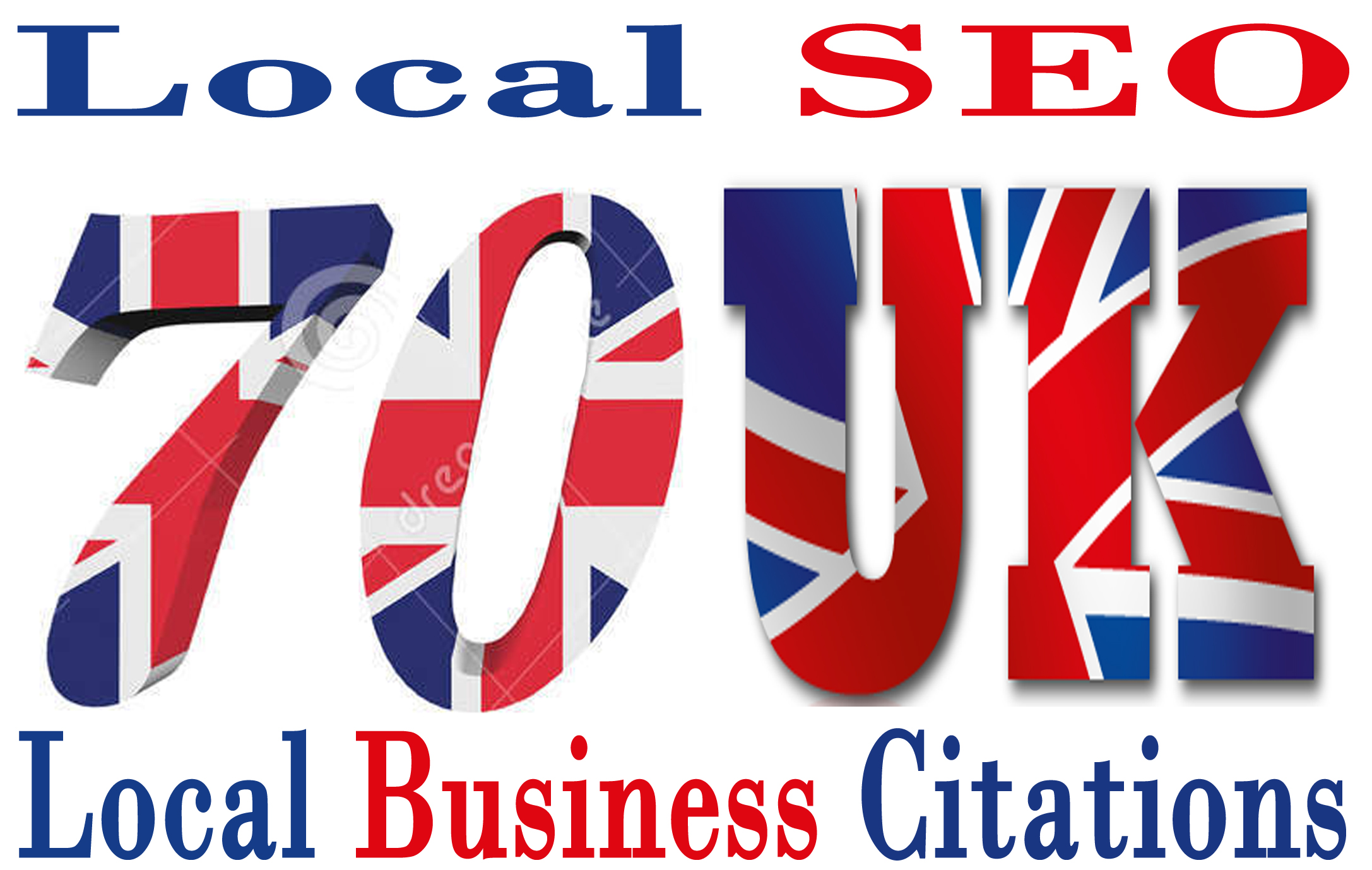 I will Do 70 Live UK Local Business Citations for Local SEO. Satisfaction Guaranteed