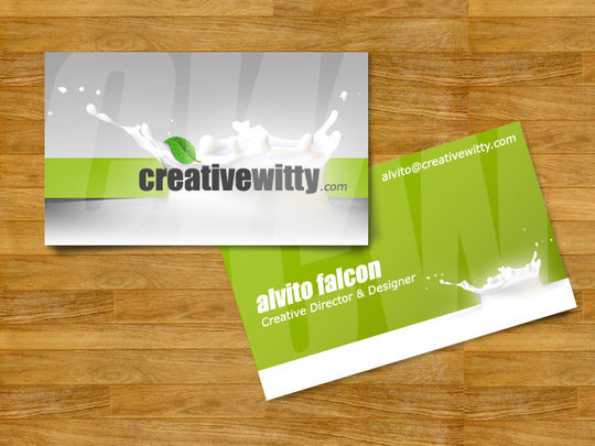 Business Cards And Stationery Design