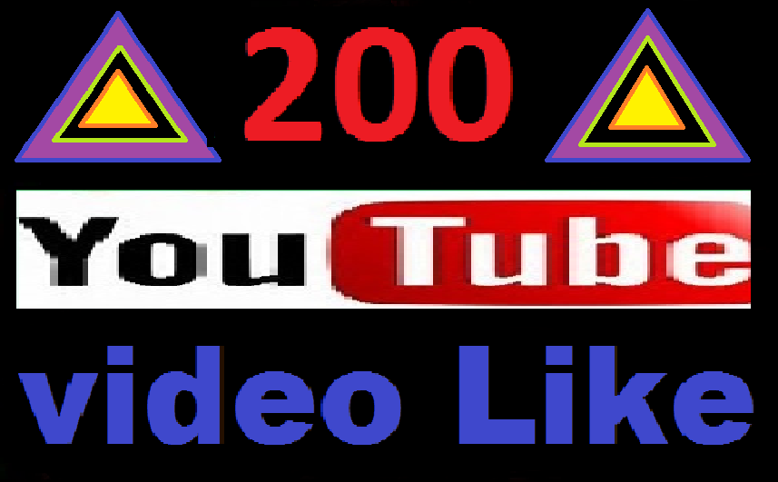 Super Fast 200 worldwide Video Like 12-24 hours Delivery