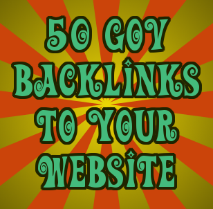 create backlinks to your website from 65 GOV EDU sites