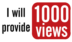 Get 1000+ High Retention Youtube Views