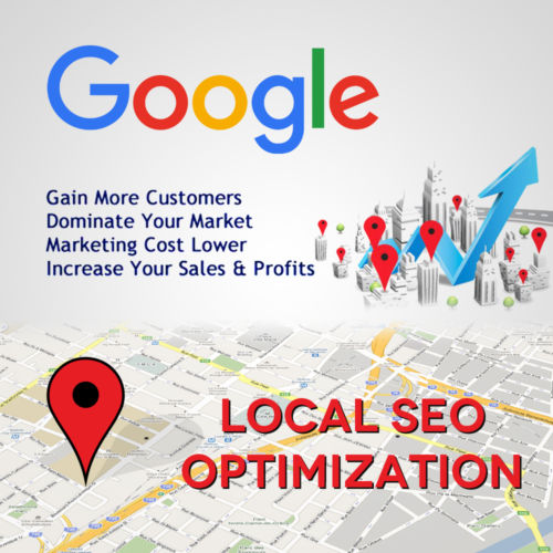 Optimize Google Places Listing with 135 Maps PLUS Citation, Google Rank, SEO