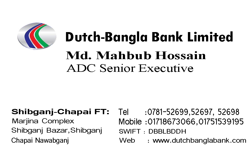 Professional Visiting cards  desing