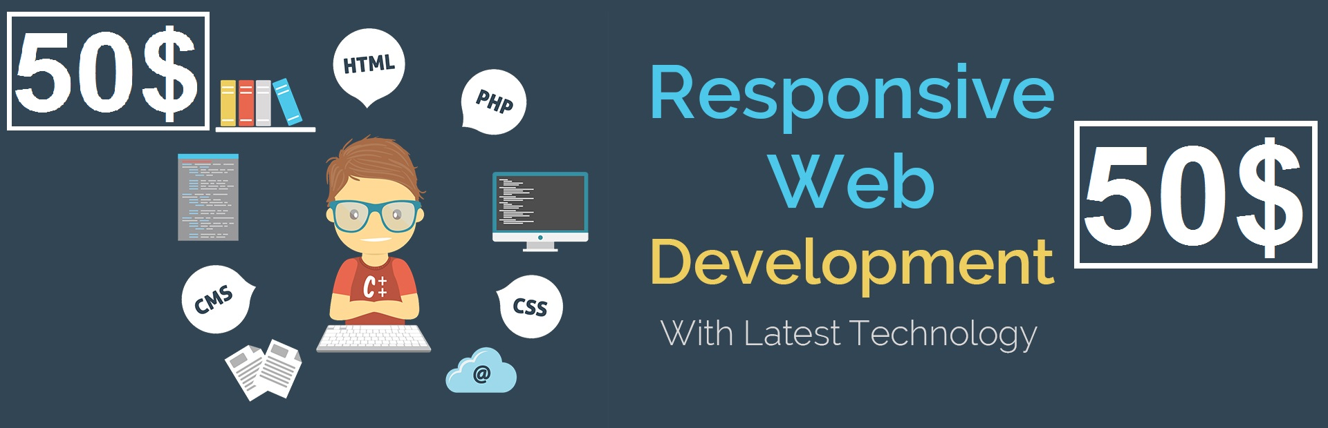 will do Web Development for you