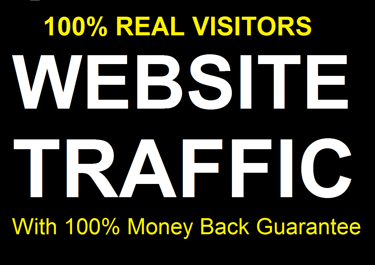 2,000+ R EAL U.S.A Social Media Visitors With Love it Or Your Money Back Guarantee