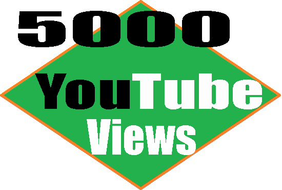 Great Offer 5000 YouTube Views in 24 hour