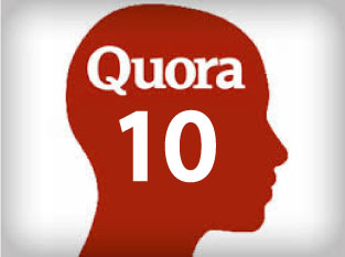 Create your website with 10 Quora answers