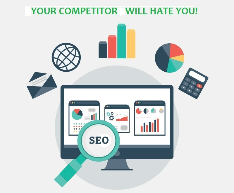 Your competitor will hate you!