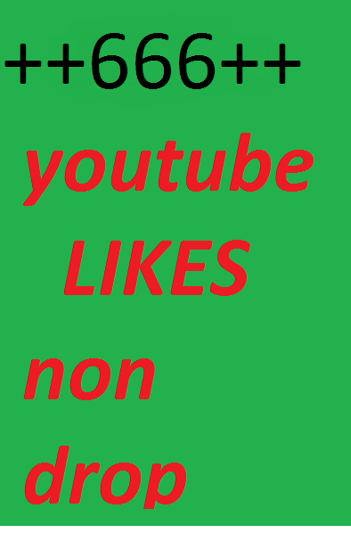 Provide you 666+ YouTube Video Likes very fast delivery