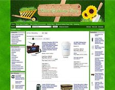 Amazon Gardening Affiliate Store Website Script