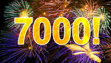 7000 To 7500+ Youtube views