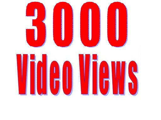 social media 3000 photo promotion or 2500 video view