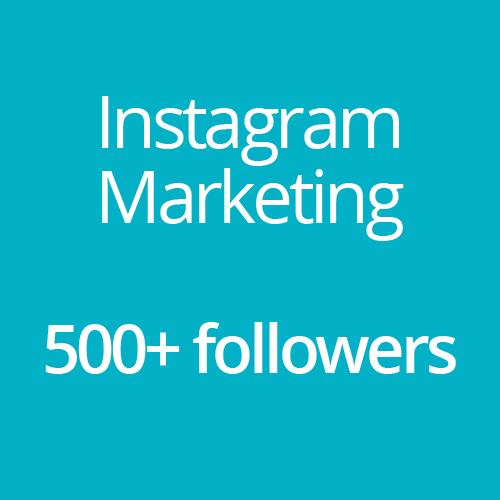 Professional marketing campaign - Pack 500