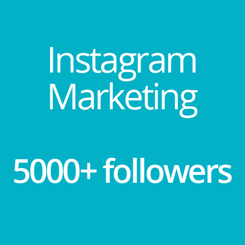 Professional marketing campaign - Pack 5000