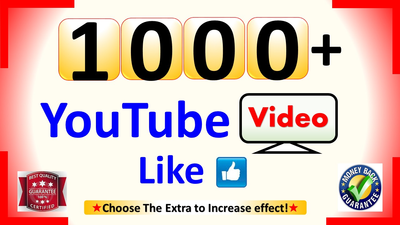 Instant Start 1500+YouTube-Video Views, Non Drop & Good Retention