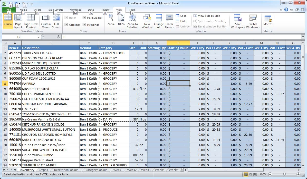 copy and Paste Data From website to Excel Sheet