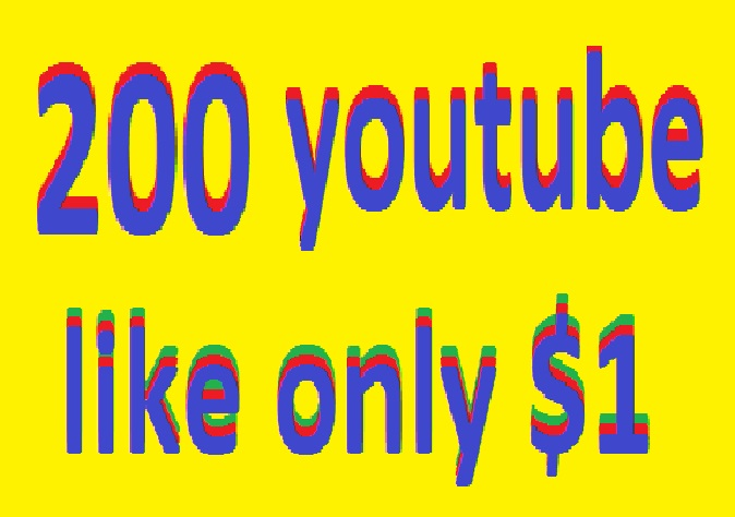 Instant High Quality 180 youtube likes
