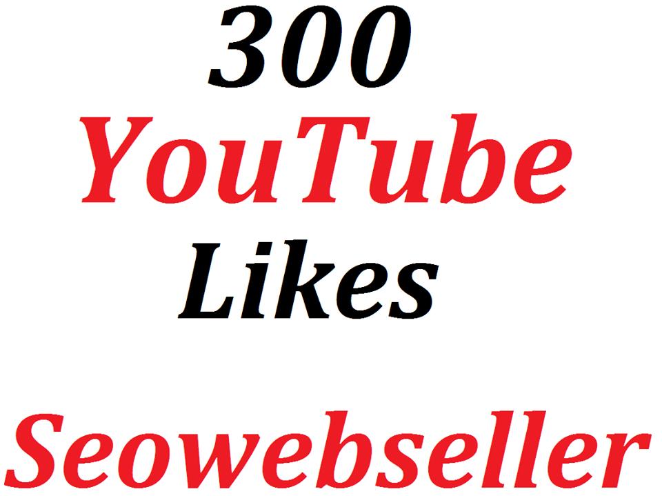 300 Y0U-TUBE Video Real Likes