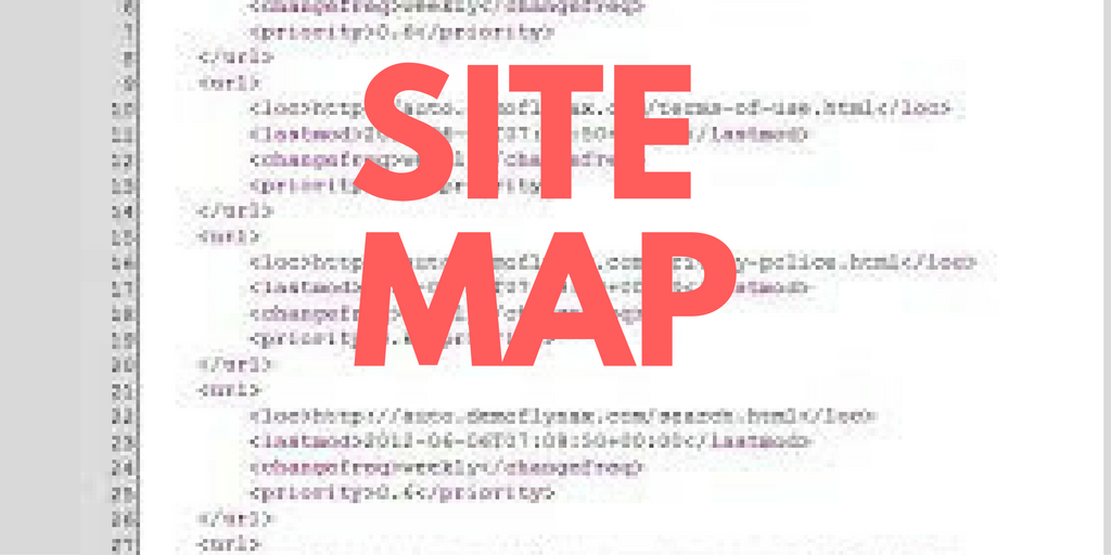 Create your XML SItemap