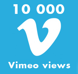 10 000 views Vimeo High Retention