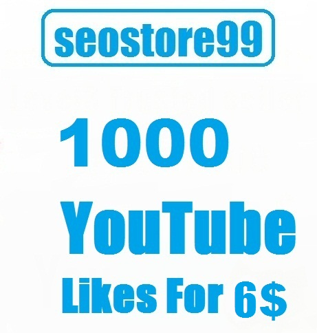 Manually Non-drop 1000+ YouTube likes within 24-48 hours