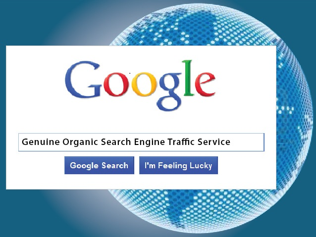 Drive unlimited Genuine Organic Google Search Engine ...
