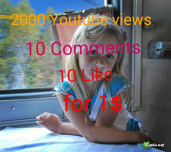 I will give you 2000+ youtube views+ 15 subscribers+ 15 youtube likes,+15 comments