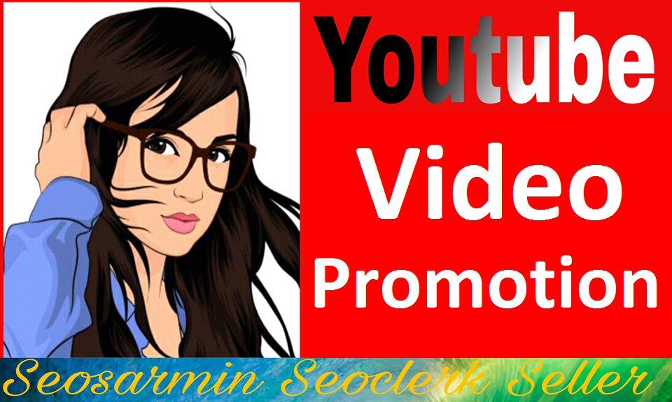 Safe Youtube Video Promotion Social Media Marketing Non Drop Instant Start Just