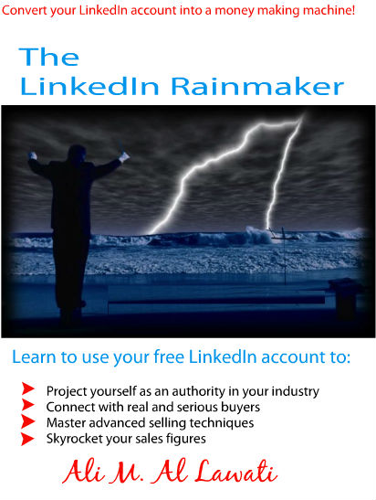 The LinkedIn Rainmaker