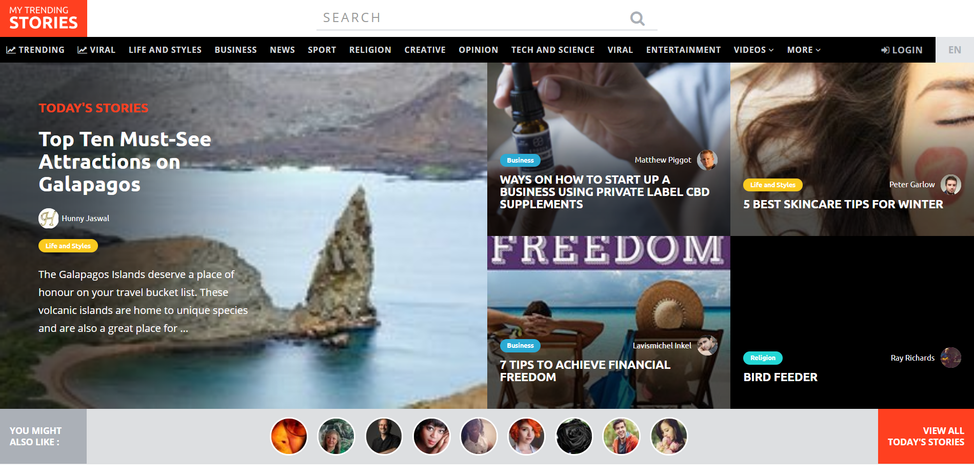 Publish Your Article on Mytrendingstories. com, DA51, PA44, Dofollow Link
