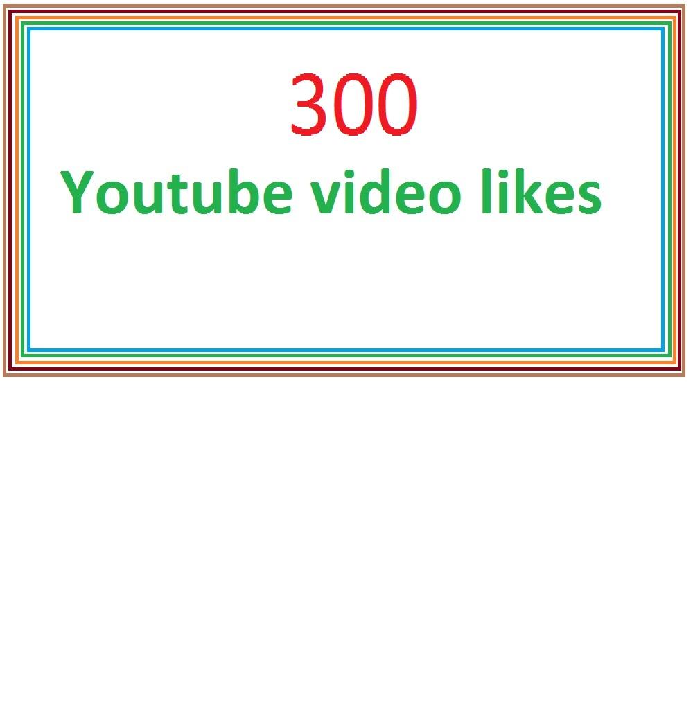 450 youtube guranteed video likes