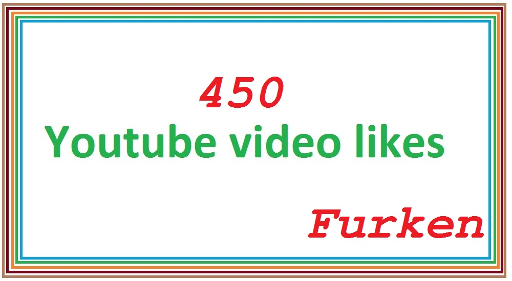 get 450 Y/T  video likes guranteed
