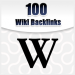 100 Wikipedia Backlinks - HQ - Dominate Google